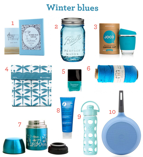 Winter blues that wont get you down | Biome blog | Green Weddings | Scoop.it