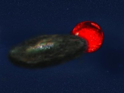 Longest-lasting stellar eclipse: Three-and-a-half year eclipses in binary system | Amazing Science | Scoop.it