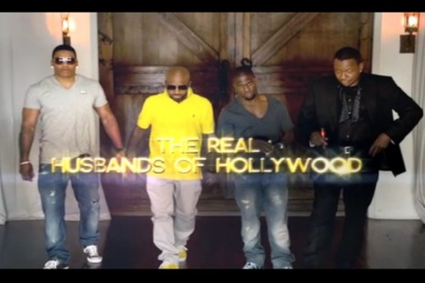Real Husbands Of Hollywood Sneak Peek And Behind The Scenes | Bossip | GetAtMe | Scoop.it