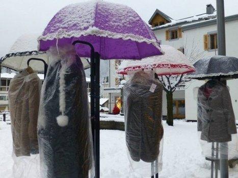 La neige répond présent pour 2014   Alpes   Scoop.it