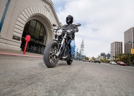 2015 Electric Motorcycles: Buyer's Guide - Green Car Reports | i-Bike | Scoop.it