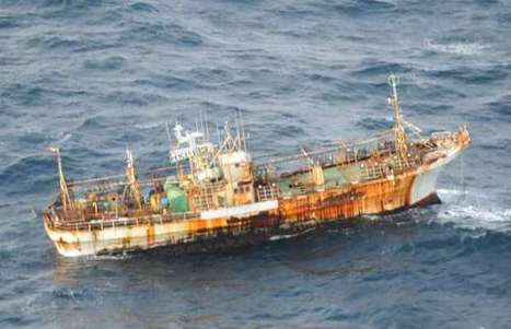 Please bring it here, we could do with a wreck on our side of False Bay! Japanese tsunami 'ghost ship' drifts close to B.C.'s Haida Gwaii | Indigo Scuba | Scoop.it