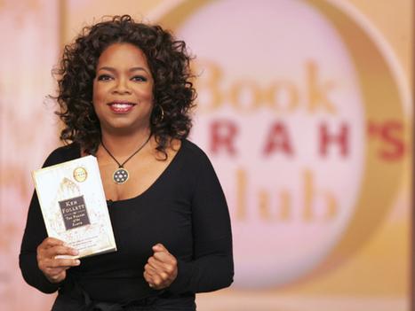 Oprah's Book Lists Enhanced for iPad - NBC Chicago   ebook experiment   Scoop.it