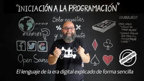 Nuevo curso gratuito sobre programación para principiantes, con certificado | Bits on | Scoop.it