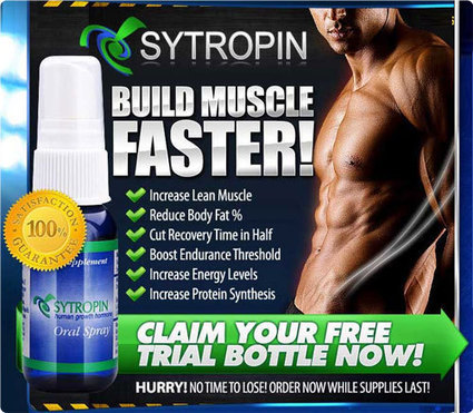 Helps increase muscle mass with-Sytropin HGH Spray | Helps increase muscle mass with-Sytropin HGH Spray | Scoop.it