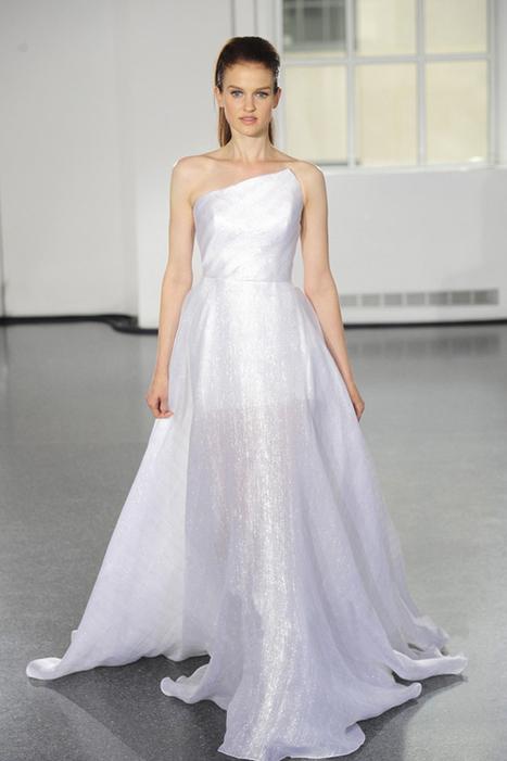 Fashion Modern Style Romona Keveza Winter Dress - Dresseseveryday   gbridal   Scoop.it