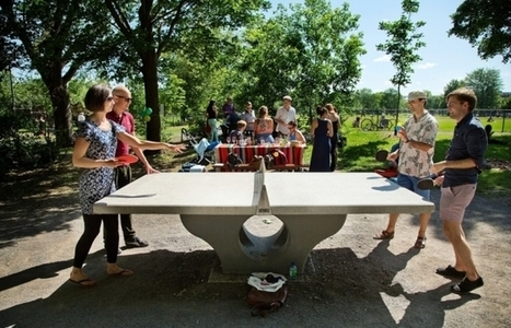 Urban parks reinvented | Urban Choreography | Scoop.it