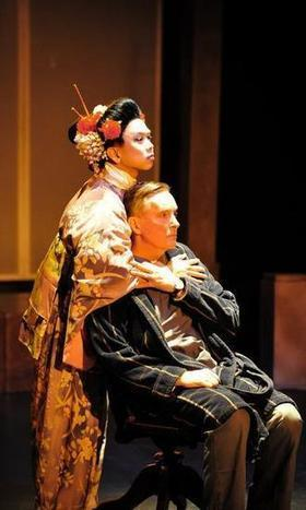 Sex, love and identity dwell at center of 'M. Butterfly' at the MET - KansasCity.com | OffStage | Scoop.it