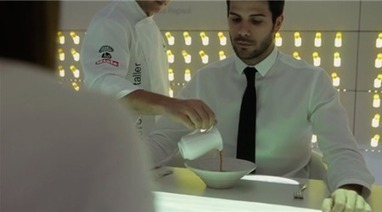 Here's What A $2,000 Tasting Menu Looks Like (Video)   Food & chefs   Scoop.it