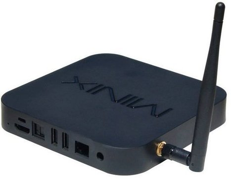 MINIX NEO X7 Quad Core Set-top Box Redesigned, Available Soon | Embedded Systems News | Scoop.it