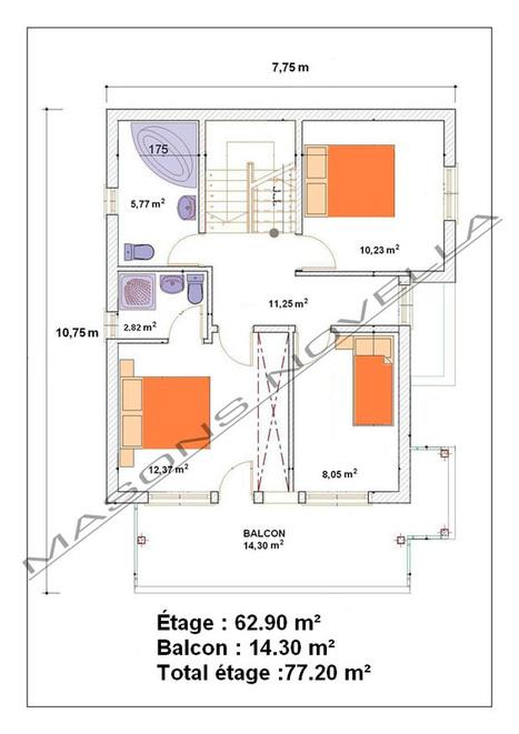 La gamme Naomi | Maison bois maroc, constructeur de maisons au maroc - maison design | maison-bois-maroc | Scoop.it
