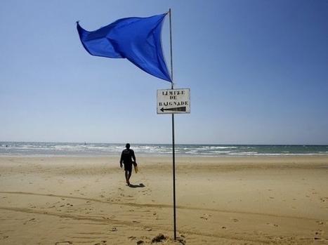 Pavillon Bleu : où se baigner en France les yeux fermés | Au hasard | Scoop.it
