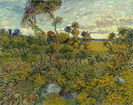 Descubren un nuevo Van Gogh pintado en Arlés | Historia | Scoop.it