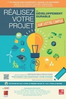 Envie de participer ? Vous souhaitez participer au concours de développement durable ?   Actualité des laboratoires du CNRS en Midi-Pyrénées   Scoop.it