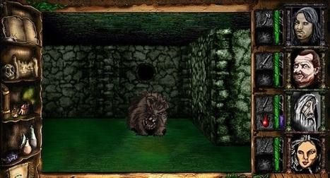 Cardhalia, un dungeon-crawler gratuit | Jeux Vidéo indépendants | Scoop.it