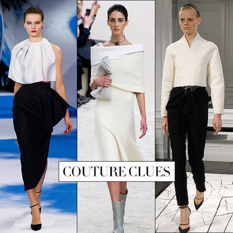 The Fall 2013 Runway Report | Womens Fashion | Scoop.it
