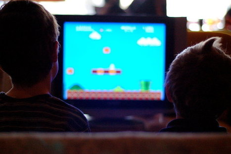 Exploding Myths About Learning Through Gaming | Digital Play | Scoop.it