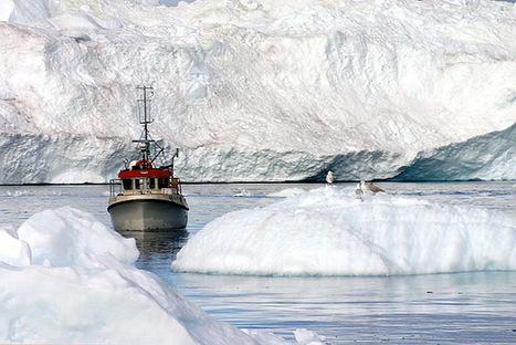 superbes streetview et photosphères 360° à Ilulissat au Groenland | Hurtigruten Arctique Antarctique | Scoop.it