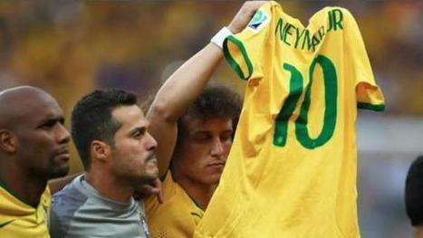 Le Brésil atteint de Neymar dépendance - Yahoo Sport | Selecao.FR | Scoop.it