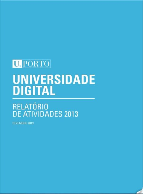 RELATÓRIO DE ATIVIDADES 2013 | SIGARRA | Scoop.it