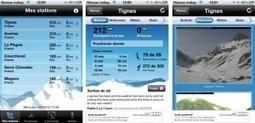 Les meilleures applications ski pour smartphone dans les stations | Blog SKISS : découvrez la montagne et le ski autrement ! | Scoop.it
