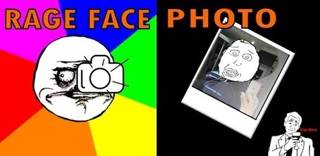 Rage Face Photo - Applications Android sur Google Play | Android Apps | Scoop.it