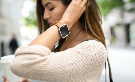 Fitbit Blaze : déjà 1 million d'exemplaires vendus ! - Aruco   Smart Home & Smart Objects   Scoop.it