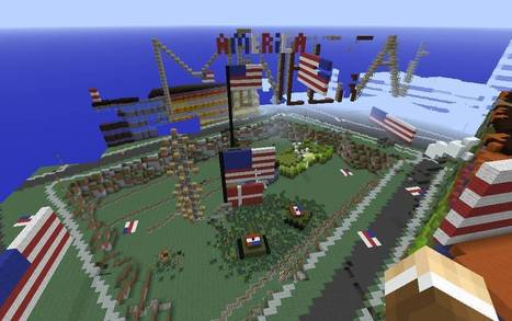 Denmark dynamited by cunning American Minecraft vandals | 3D Virtual-Real Worlds: Ed Tech | Scoop.it