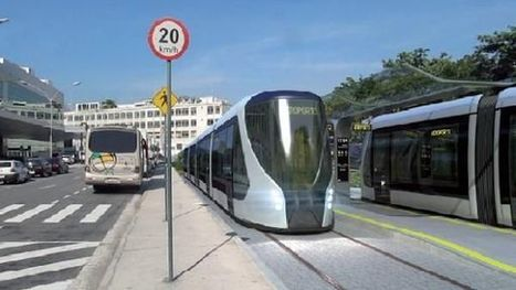 Brasil |VLT do Rio de Janeiro é a primeira obra de mobilidade urbana executada por PPP no Brasil | Notícias-Ferroviárias Português | Scoop.it