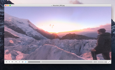 VLC Media Player: Erste 360° Preview veröffentlicht   Mac in der Schule   Scoop.it