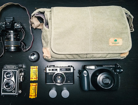 In your bag No: 1143 - Hampus Andersson - Japan Camera Hunter | L'actualité de l'argentique | Scoop.it