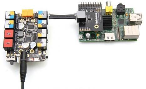 Nuevo shield de Makeblock para integrar tus robots con la Raspberry Pi | Raspberry Pi | Scoop.it