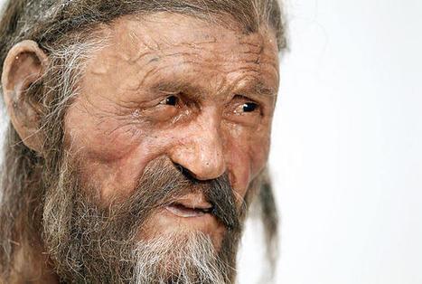 13 Mummified Facts about Ötzi the Iceman | HistoryMs | Scoop.it