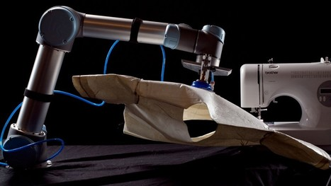A robot that sews could take the sweat out of sweatshops | Heron | Scoop.it