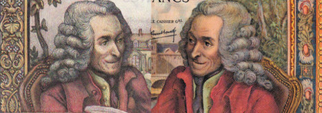 Voltaire : Le philosophe ignorant | INNERVATIONS | Scoop.it