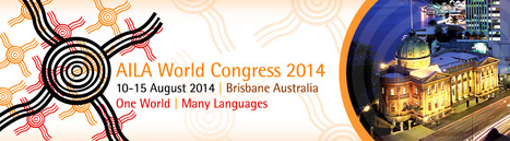 AILA World Congress 2014 | One World | Many Languages | TELT | Scoop.it