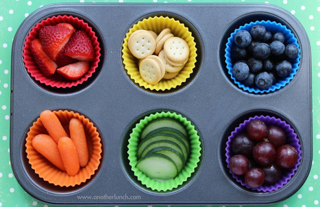Why Colorful Food Matters: Eating a Rainbow of Superfoods with Young Children - Famlii | Parenting | Scoop.it