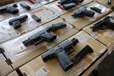 Gun seizures at border spike in Southern Ontario thissummer | Info Carousel | Scoop.it