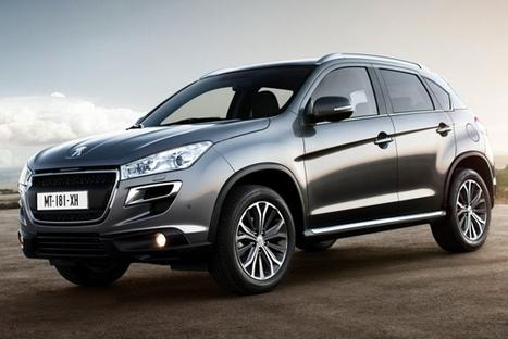 4008 : faux Peugeot, vrai Mitsubishi | auto, achat voiture, news - blog ... | Auto-expert | Scoop.it