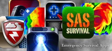 Seven iOS Apps To Protect You From Mother Nature's Wrath | Winning The Internet | Scoop.it