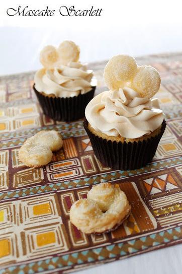 CUPCAKES DE CARAMELO Y PALMERITAS (rumbo Toscana) | Una nova dèria: cupcakes | Scoop.it