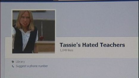 Social media used to attack teachers - Australian Broadcasting Corporation | Australia and South America and Africa | Scoop.it