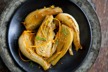 Braised Fennel with White Wine from Le Marche, Italy | Le Marche and Food | Scoop.it