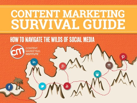The Content Marketer's Guide to Social Media Survival: 50+ Tips | Social Media, SEO, Mobile, Digital Marketing | Scoop.it