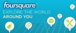 Using and Utilizing Foursquare | Dinner Recipes | Scoop.it