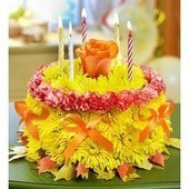 Birthday Flowers & Floral Arrangements | Gorgeous Happy Birthday Flowers | USA | Scoop.it