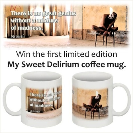 For the Mad Genius Who Loves Coffee | My Sweet Delirium | Scoop.it
