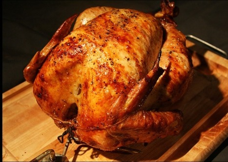 How To Cook A Turkey For Christmas: Easy 6-Step Recipe, Cook Times ... - International Business Times | Food & Recipes | Scoop.it