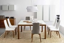 Pomp Home's Modern Furniture Store in Los Angeles Announcing 10th ... - PR Web (press release)   Let's Look for a White Dining Table   Scoop.it
