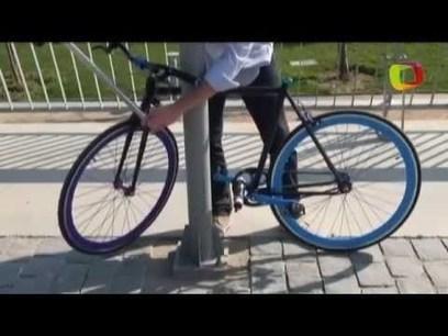 Crean la primera bicicleta que no puede ser robada | Infraestructura Sostenible | Scoop.it